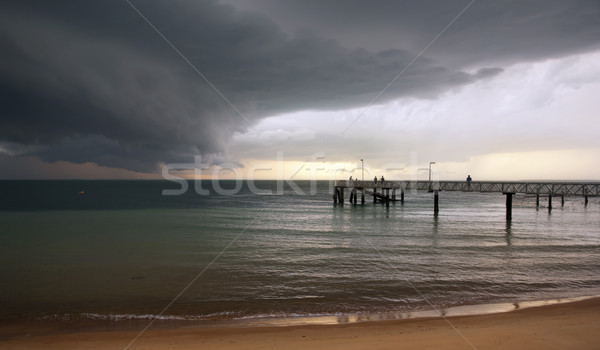 Storm Clouds Stock photo © THP