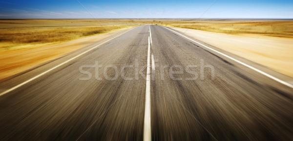 Road Blur Stock photo © THP