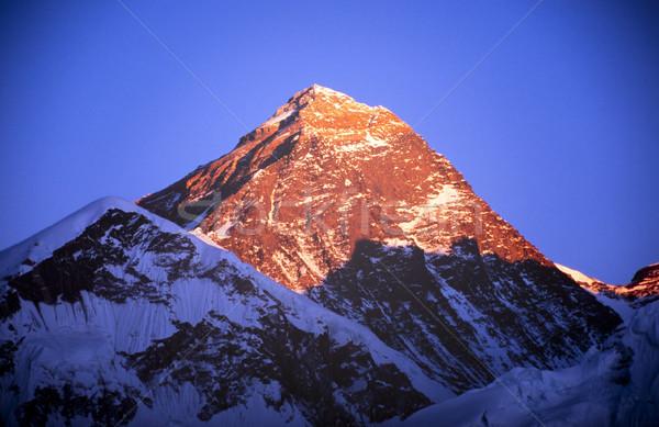 Mount Everest Stock photo © THP