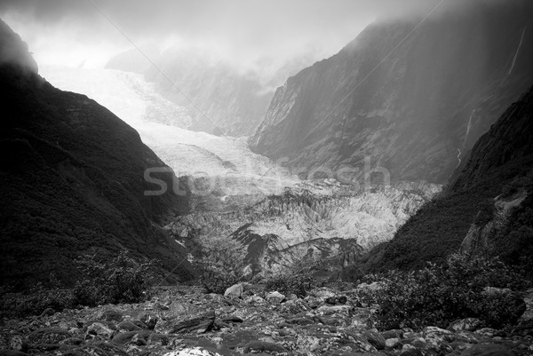 Franz Joseph Glacier Stock photo © THP