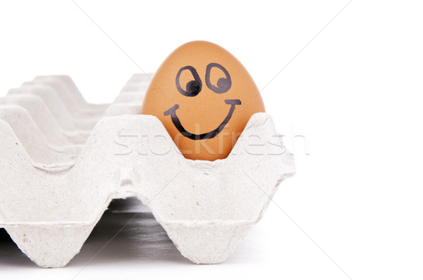 Egg Characters Stock photo © THP