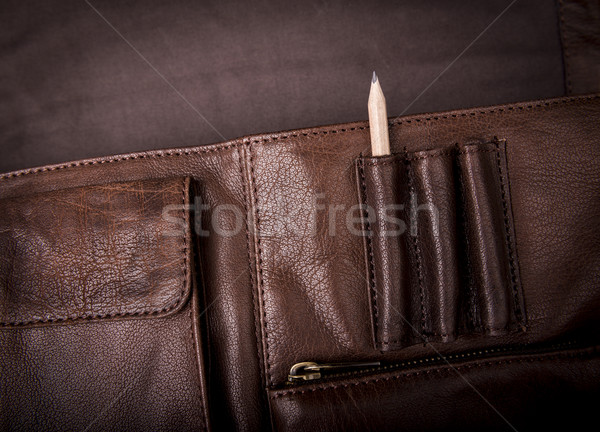 Business Briefcase Bag Stock photo © THP