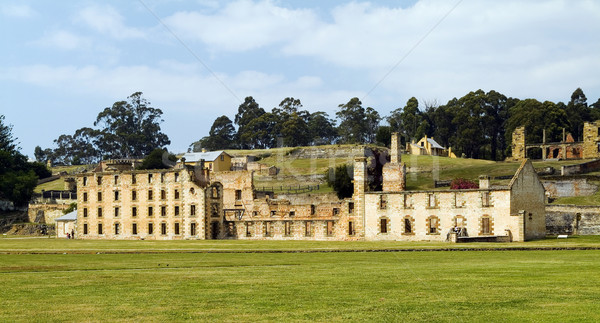 Port Arthur, Tasmania Stock photo © THP