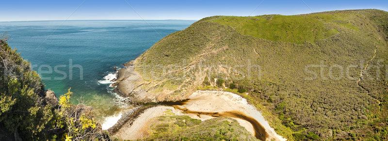 Península sul da austrália profundo enseada conservação parque Foto stock © THP
