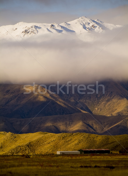 Mountain Cloud Stock photo © THP