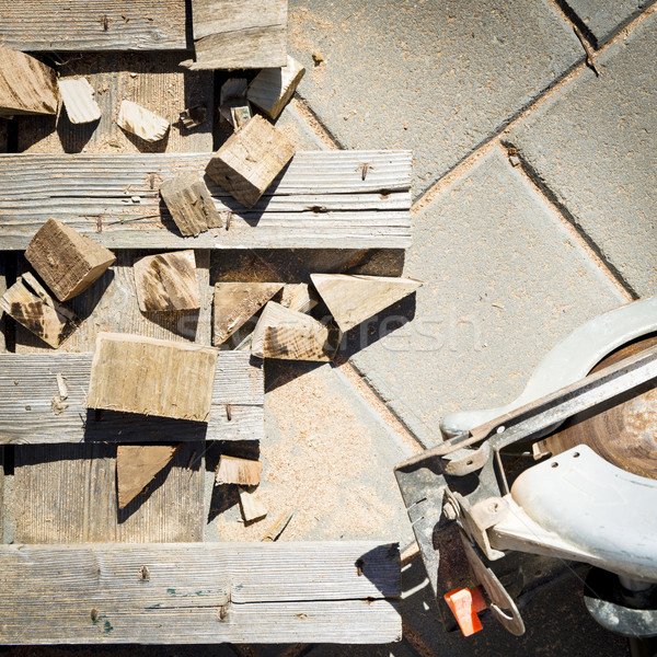 Construction Stock photo © THP
