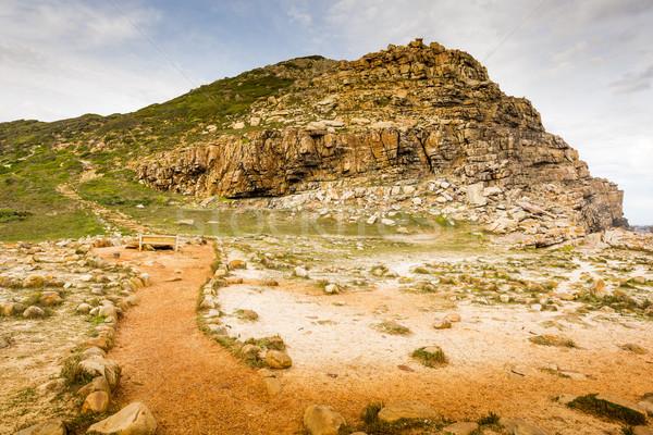 Goede hoop landschap omhoog schiereiland Stockfoto © THP