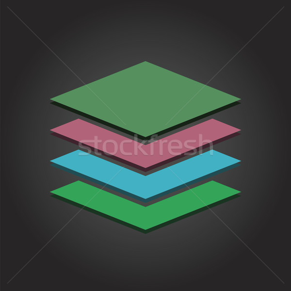 Stack chart vector vector illustration tim hester thp 3621624 add to lightbox download comp ccuart Gallery