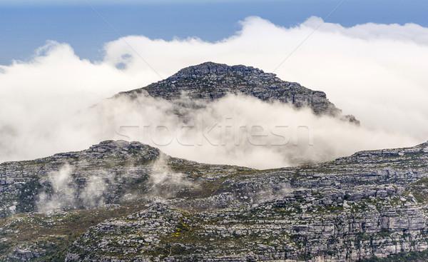 Rocky Summit Stock photo © THP