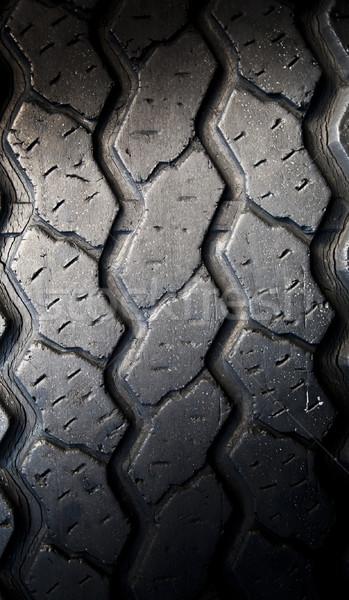 Tyre Tread Stock photo © THP