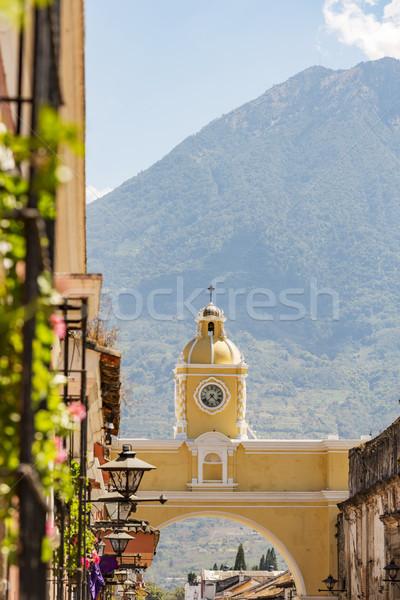Antigua Guatemala Stock photo © THP