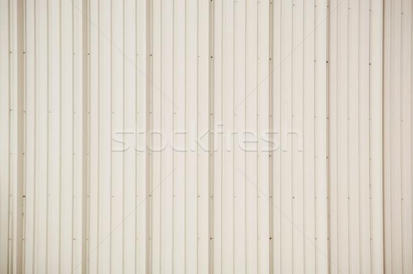 Corrugated Iron Background Stock photo © THP