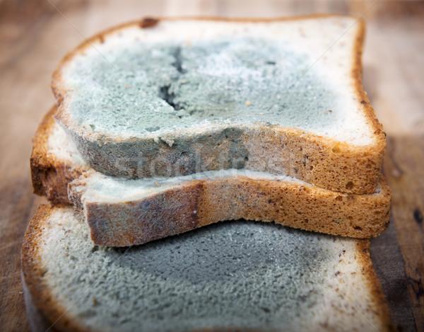 パン 成長 緑 白 黒 ストックフォト © THP