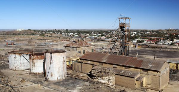 Mining Town Stock photo © THP