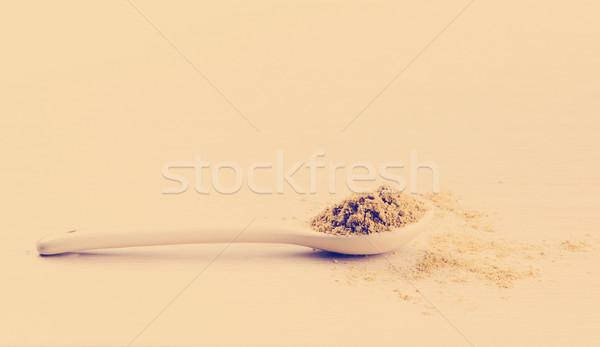 Ground Cumin Stock photo © THP