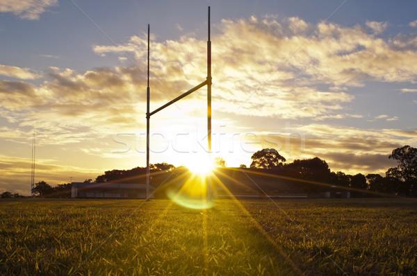 Football Goals Stock photo © THP