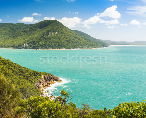 Stock photo: Wilsons Promontory Australia