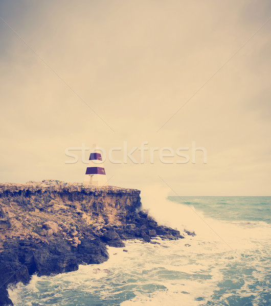 Stock photo: Stormy Seas