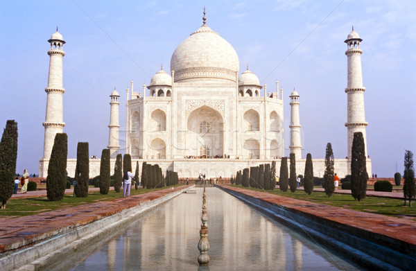 Taj Mahal Stock photo © THP