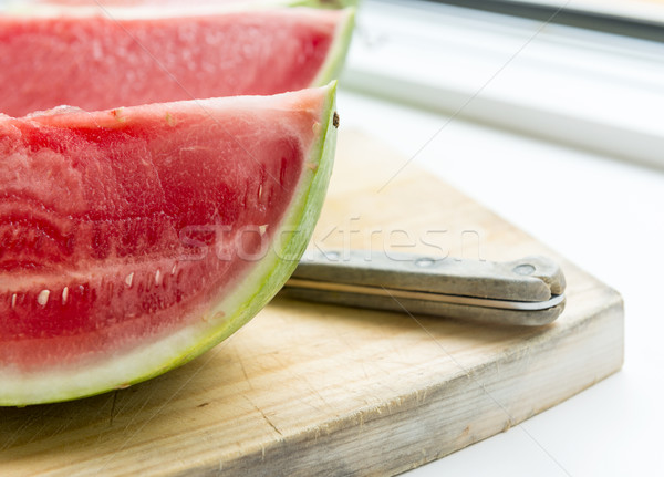 Watermelon Stock photo © THP