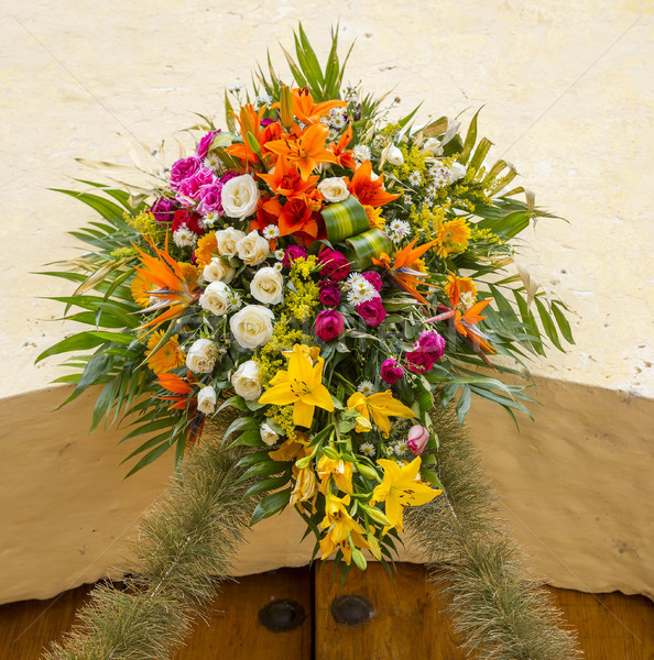Floral Bouquet  Stock photo © THP