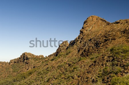 Rocky Ridge Stock photo © THP