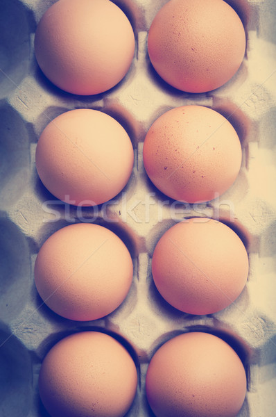 Eggs Stock photo © THP