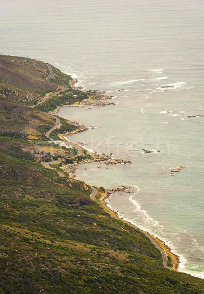 Natura riserva Città del Capo Sudafrica panorama Foto d'archivio © THP