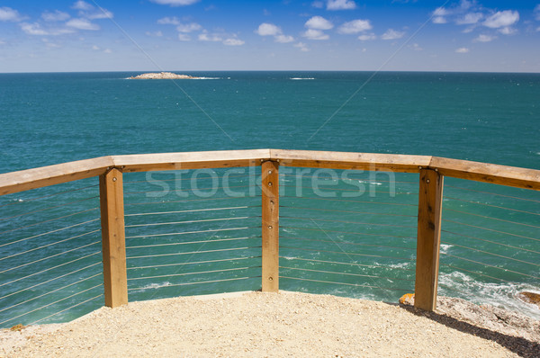 Tropical Lookout Stock photo © THP
