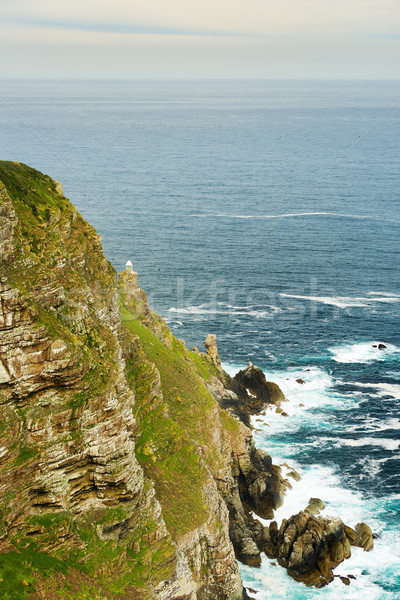 Lighthouse South Africa Stock photo © THP