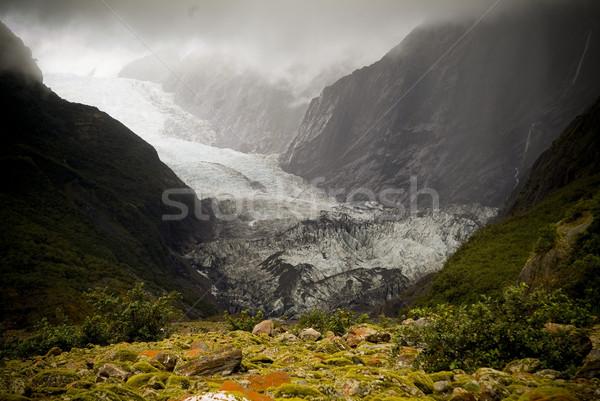 Franz Joseph Glacier Stock photo © THP