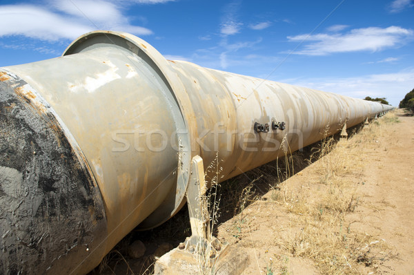 Water Pipeline Stock photo © THP