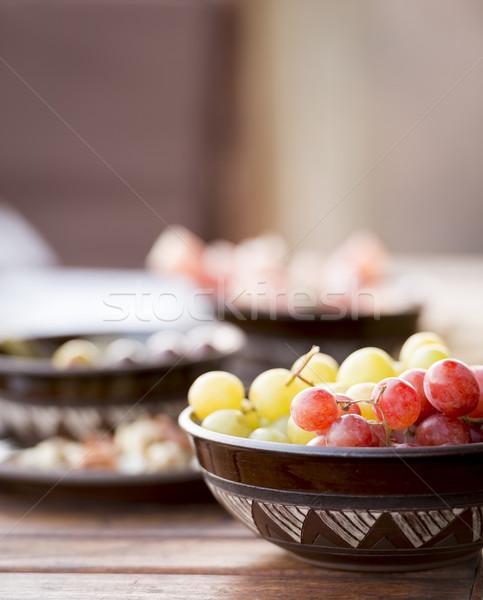 Antipasto Food Stock photo © THP