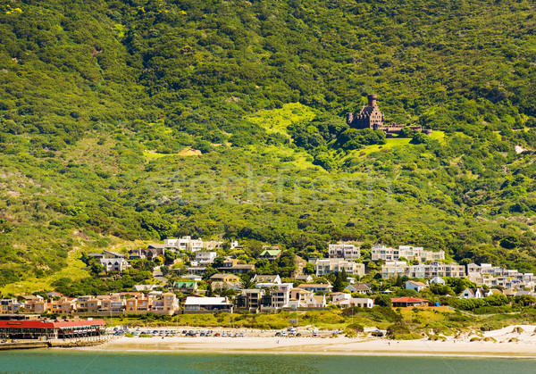 Hout Bay Township Stock photo © THP