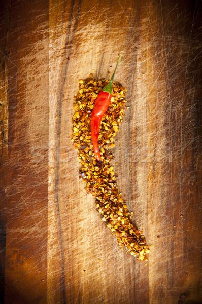 Red Hot Chilli Concept Stock photo © THP