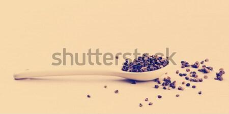 Cardamom Seeds Stock photo © THP
