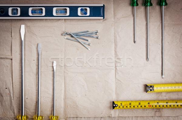 Stock photo: Construction Background
