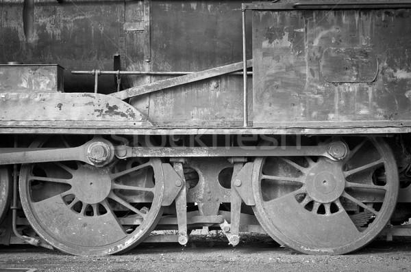 Vintage Train Stock photo © THP