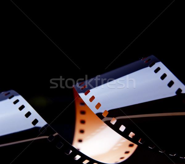Film Strip Abstract Stock photo © THP