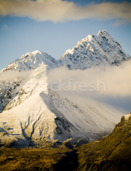 Glacial Mountains Stock photo © THP
