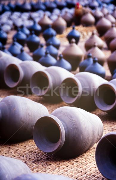 Pottery Stock photo © THP