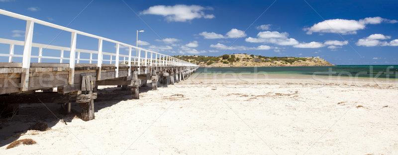 Granit île sur attraction touristique australie du sud plage Photo stock © THP