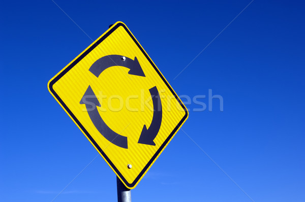 Recycle Sign Stock photo © THP