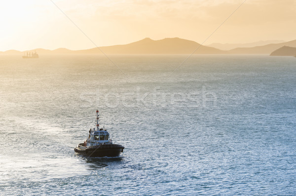 Tug Boat Stock photo © THP