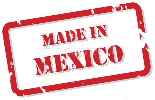 Mexico Stamp Stock photo © THP