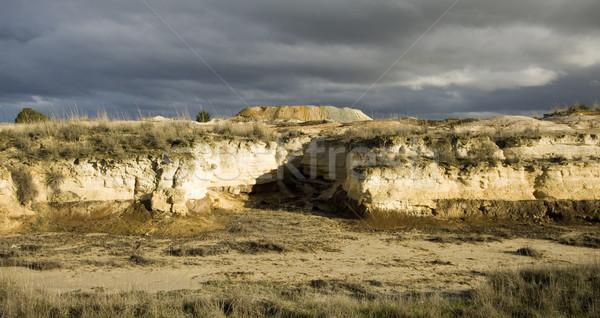 Mining Waste Stock photo © THP