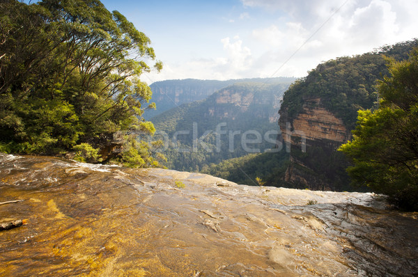 Wentworth Falls Stock photo © THP