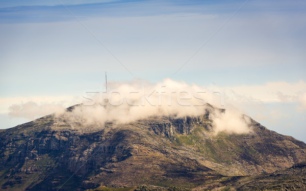 表 風光明媚な ピーク 山 公園 ストックフォト © THP