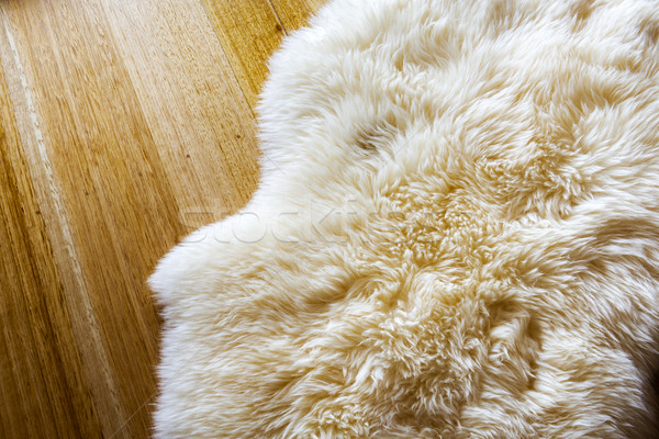 Sheepskin Stock photo © THP