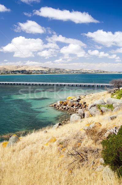 Victor Harbour, South Australia Stock photo © THP